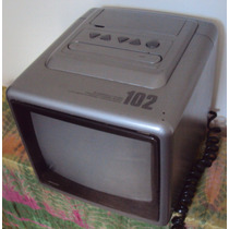 Tv Tubo 10p Portátil Semp Toshiba Mod 102 Televisor Televisã