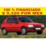 Peugeot 205 Impecable 100% Financiado En Cuotas De $ 5.320.
