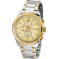Relógio Cronógrafo Social Citizen Tz20457x
