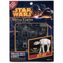 3d Metal Kits Star Wars At-at | Original Puzzle Nave