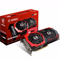 Placa De Video Msi Radeon Rx 470 Gaming X 4gb Ddr5 Hdmi Dx12