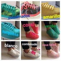 Zapatillas Sneakers Plataforma Mujer