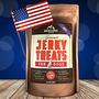 Perro Sano Golosinas - Made In Usa-mejor Lento Ahumado Carn