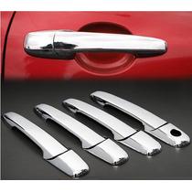 Juego De Cubre Manijas Cromadas Mazda Cx7 / Cx-7 2007 - 2012