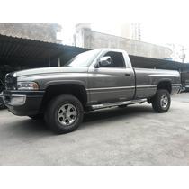 Dodge Ram 5.9 Slt - Caçamba Estendida. Muito Lindaaaaaaa