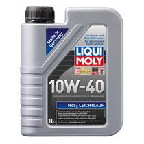 Aceite Sintetico 10w-40 Mos2 Leichtlauf 1 Litro Liqui Moly