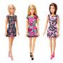 Muñeca Barbie Clásica Básica Licencia Original Mattel