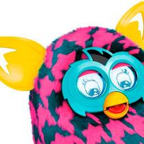 Furby Boom Original Hasbro Em Português Original A6808