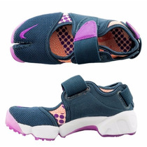 Zapatillas Nike Wmns Air Rift Print Running Dama 807398-400