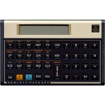 Calculadora Financeira Hp 12c Gold Original C/cd/cap/bat/man