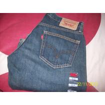 Pantalón(jeans) Original Levis 514 Para Hombre, 30x30