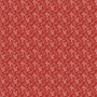 Toalha De Mesa 1,00x1,00 Natal Próspero Vermelho