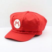 Mario Gorra Super Bros Unitalla Nintendo Luigi Fernanfloo