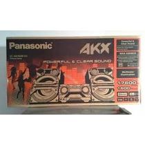 Equipos Panasonic Akx600 Nuevo