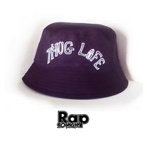 Piluso, Bucket Hat, Thuglife, 2pac,rap, Hip Hop,rap So High