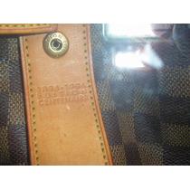 Bolsa Louis Vuitton Edição 100 (cem) Anos Da Marca 1996