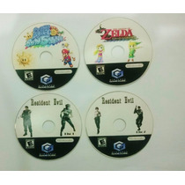 10 Patch Mini Dvd Game Cube
