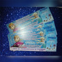 Tarjetas D Invitaciones Tipo Ticket Frozen Baby Shower Y Mas