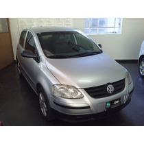 Volkswagen Fox 2007 1.6 3ptas $ 69mil Y Ctas Fijas