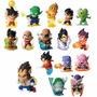 Set De 8 Figuras Dragon Ball Z Super Anime Manga Chibi