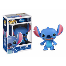 Disney Lilo & Stitch Boneco Pop Vinil Da Funko 10cms Stitch