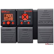 B1xon Pedaleira Zoom Multi-efeitos P/ Baixo B1x On