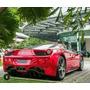 Adesivo Cromado Vermelho Para Envelopamento De Veículos