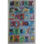 Cartas Coleccionables De Bajo Terra Y Dragon Ball Z