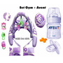 Almohadon Amamantar Gym+nido+cervical+almohadas+avent