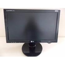 Monitor 17 Polegadas Lg / Positivo L177ws Wide **usado**