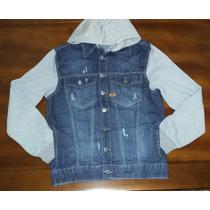 Jaqueta Jeans Masculina Moletom/blusa De Frio/casaco/inverno