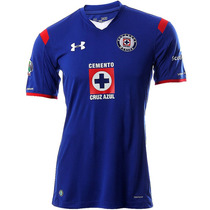 Playera Jersey Cruz Azul 14/15 Hombre Under Armour Ua019