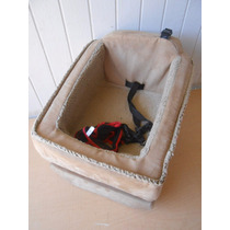 Pet Booster Set Sillita De Perros Mascotas Para Carros #473