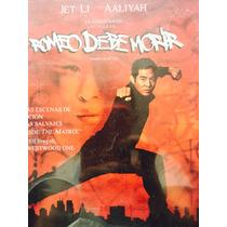 Romeo Debe Morir Jet Li En Dvd Nueva