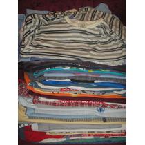 Lote 150 Camisetas Infantil 4 /14 Anos Usadas Brechó