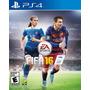 Fifa 16 Ps4 Nuevo- Sellado En Fisico, Juegos Ps4