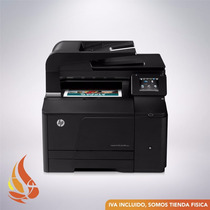 Impresora Multifuncional Hp Laserjet Pro 200 Wifi Fax