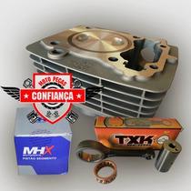 Kit Aumento Potencia Titan150 Pistao Crf230 68,50mm