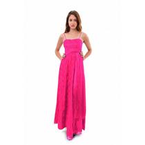 Vestido Largo De Encaje Para Fiesta Noche, Brishka, V-0001