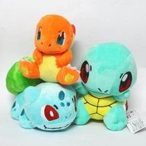 Lote 3 Brinquedos E Hobbies - Pokémon De Pelúcia Importado