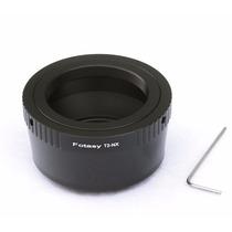 Adaptador Anillo T T2 Mount Lens A Samsung Nx300 Nx1000