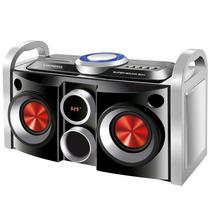 Mini System Mondial Super Sound Box Com Rádio Fm- Ms-08b