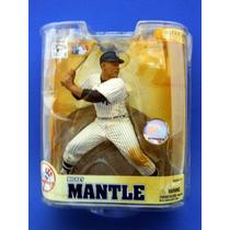 2008 Mcfarlane Mlb Mickey Manttle New York Yankees 6