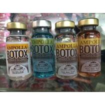 Ampollas Botox Ambarina Tratamiento Capilar Por Caja 24 Unid
