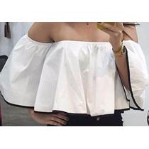 Blusas De Mujer Campesinas De Moda Todos Los Colores 045