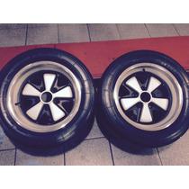 Rodas Porsche Fuchs Original Aro 15 Tala 8