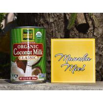 Leche De Coco Orgánica Milk
