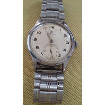 Relógio Omega A Corda, Antigo Raríssimo, Coleção