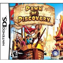 Jogo Novo Dawn Of Discovery Para Nintendo Portatil Ds 3ds