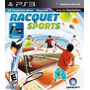 Ps3 Racquet Sports Para Playstation 3 Move